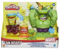 "Набор для лепки ""Play-Doh. Битва Халка"""