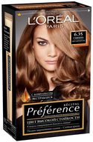 "Краска для волос ""Preference"" (тон: 6.35, Гавана светлый янтарь)"