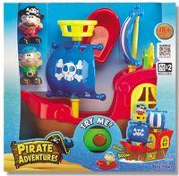 """Игровой набор """"Приключения пиратов"""" (со световыми и звуковыми эффектами)"""