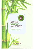 "Тканевая маска для лица ""Natural Bamboo Mask Sheet"" (21 мл)"