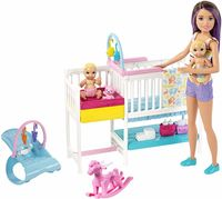 """Игровой набор """"Барби. Детская комната"""""""