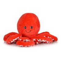 """Мягкая игрушка """"Осьминог"""" (20 см; коралловый)"""