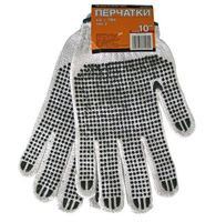 Перчатки для садовых работ (размер 10; 1 пара)