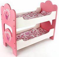 """Кроватка для кукол """"Корона"""""""