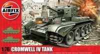 """Средний крейсерский танк """"Cromwell IV"""" (масштаб: 1/76)"""