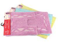 Набор ковриков текстильных (2 шт.; арт. S-0051)