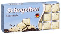 "Шоколад молочный ""Schogetten. Страчителла"" (100 г)"