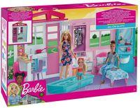 """Игровой набор """"Барби. Раскладной домик"""""""