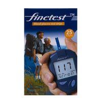 Тест-полоски Infopia Finetest 25 шт.