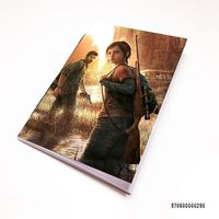 "Блокнот белый ""The Last of Us"" А7 (арт. 298)"
