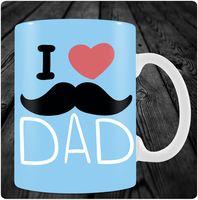 "Кружка ""I Love Dad"" (art.6)"