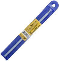 Крючок для вязания (металл; 4.5 мм)