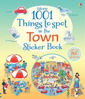 1001 Things to Spot in the Town. Sticker Book
