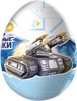 """Яйцо шоколадное """"Звездные танки"""" (20 г)"""