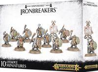 Warhammer Age of Sigmar. Dispossessed. Ironbreakers (84-10)