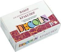 """Набор для декорирования """"Decola"""" в технике кракелюр"""