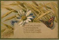 Цветов и грез манящий аромат (набор из 15 открыток)