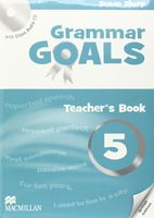 Grammar Goals. Teacher`s Book 5 (+ CD)