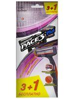 """Станок для бритья одноразовый """"Dorco Pace 3"""" (4 шт.)"""