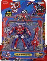 """Робот-трансформер """"АвтоАгент"""" (арт. Б47953)"""