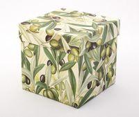 "Подарочная коробка ""Olives"" (11х11х11 см)"