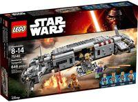 """LEGO Star Wars """"Военный транспорт Сопротивления"""""""