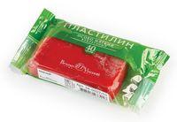 Пластилин особо мягкий кукурузный (40 г; красный)
