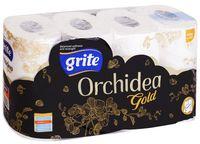 "Туалетная бумага ""Gold Orchidea"" (8 рулонов)"