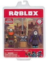"""Игровой набор """"Roblox. Легенда: Атака Гейткипера"""""""