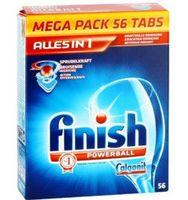 Таблетки для посудомоечных машин FINISH (56 шт)