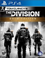 Tom Clancy's The Division. Gold edition (PS4)