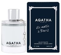 "Туалетная вода для женщин Agatha ""Un Matin A Paris"" (50 мл)"