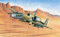 """Штурмовик """"A-10A Тандерболт II"""" (масштаб: 1/48)"""