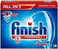 Таблетки для посудомоечных машин FINISH (28 шт)