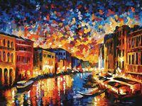 "Картина по номерам ""Венеция"" (300х400 мм)"