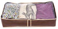 """Чехол для одеял """"Горький шоколад"""" (80х45х15 см)"""
