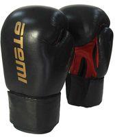 Перчатки боксёрские LTB19026 (8 унций; чёрно-красные)
