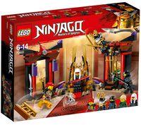 "LEGO The Ninjago Movie ""Решающий бой в тронном зале"""