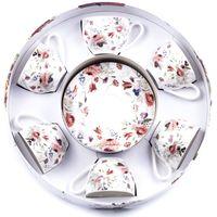 """Набор посуды """"Floral"""" (12 предметов; 90 мл)"""