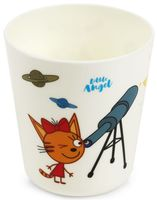 """Стакан """"Три кота. Космическое путешествие"""" (арт. LA1211)"""