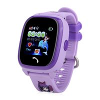 Умные часы Wonlex GW400S (фиолетовые)