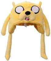 "Плюшевая шапка ""Adventure Time. Jake"""