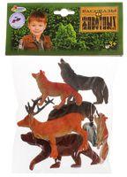 """Набор фигурок """"Лесные животные"""" (7 шт.; арт. P0404-06A)"""