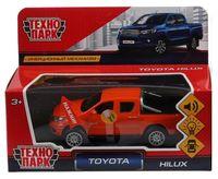 """Модель машины """"Toyota Hilux"""" (со световыми и звуковыми эффектами; арт. FY6118-SL)"""