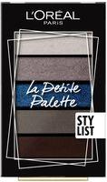 """Палетка теней для век """"La Petite Palette"""" тон: 04, элегантность"""