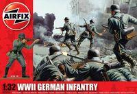 "Набор миниатюр ""WW.II Немецкая пехота"" (масштаб: 1/32)"