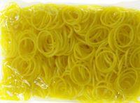 """Набор резиночек для плетения """"Rainbow Loom. Желтые"""""""