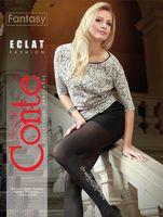 """Колготки женские фантазийные """"Conte. Eclat"""" (арт. 1012810093)"""