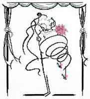 """Набор для вышивания """"Свадебный вальс"""""""