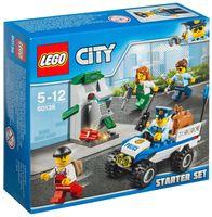 """LEGO City """"Полиция. Набор для начинающих"""""""